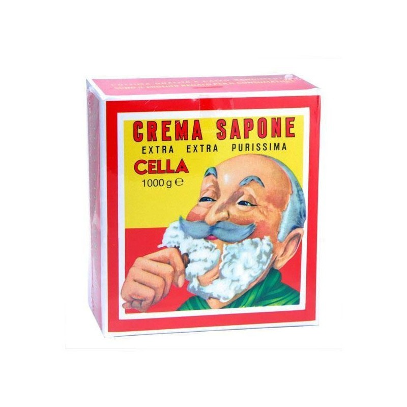 HML Selezione Cellule: 1 kg de savon à barbe.