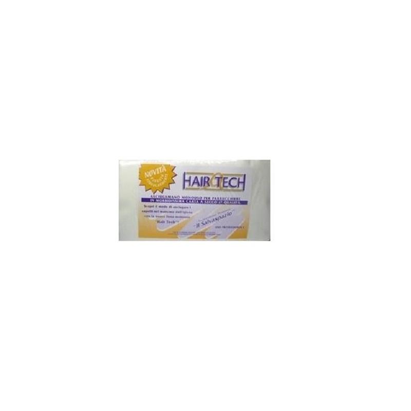 Hair-tech Hair tech asciugamano carta monouso 100pz