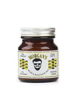 Morgan's Morgan's Moustache e Beard Wax 50gr