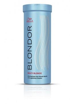 Wella Blondor Multi-Blonde Pulver Wella 400 gr