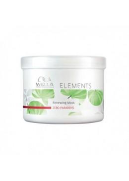 Wella Elemente Wella Mask 500 ml