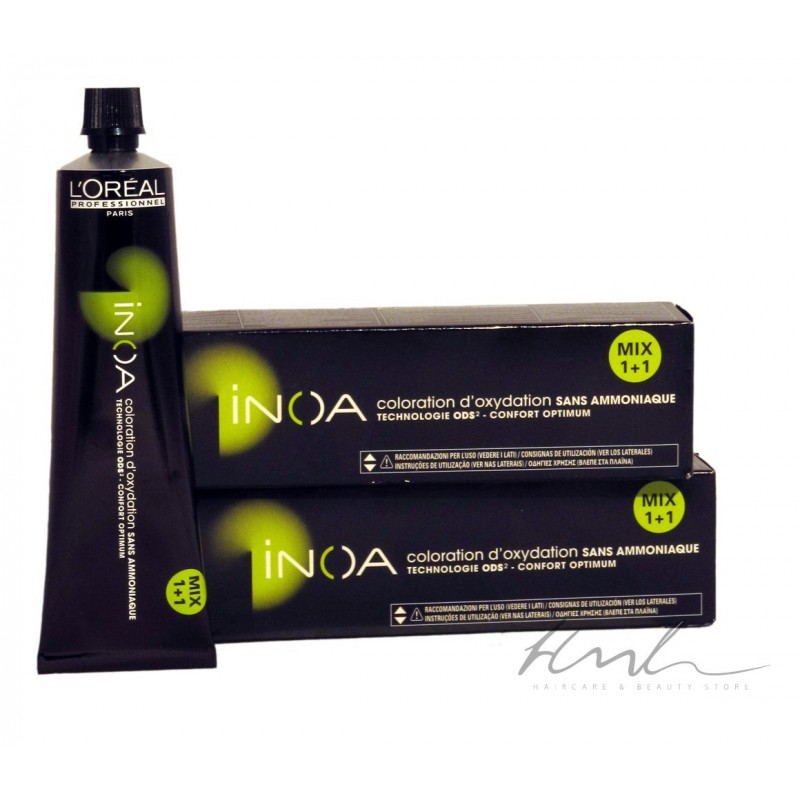 L'Oréal Professional INOA Colorant sans ammoniaque 60 gr