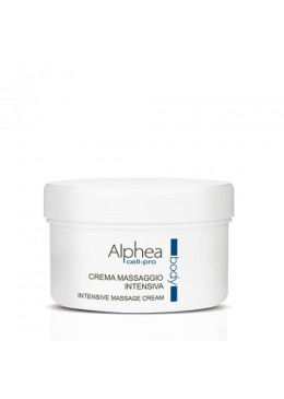 Alphea Crema Massaggio Intensivo 500 ml