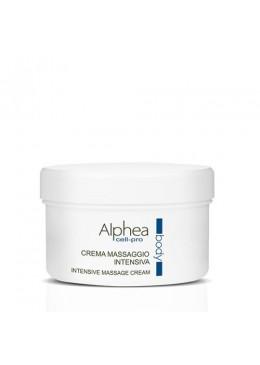Alphea Crème de massage intensive 500 ml