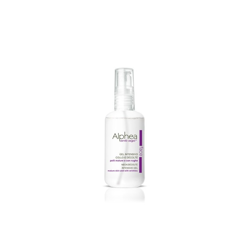 Alphea Alphea Gel Intensivo Collo-Decolleté Anti Age 100 ml