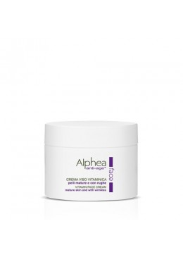 Alphea Alphea Anti Falten Creme 250 ml