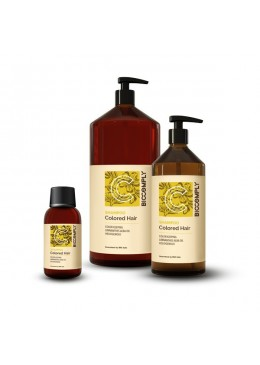 Biocomply Biocomply Shampoo 100 ml FARBIGES HAAR