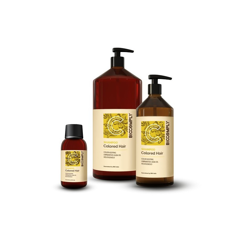 Biocomply Biocomply shampoo 100 ml COLORED HAIR