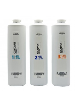L'Oréal Professional Oxidant 20/ 30/ 40 vol 1000ml