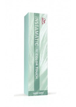 Wella Instamatic Jaded Mint Color Touch Wella 60 ml