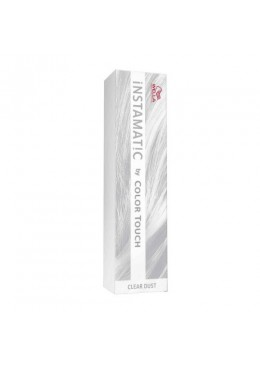 Wella Instamatic Clear Dust Color Touch Wella 60 ml