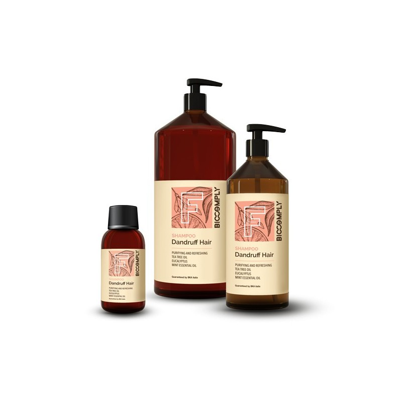 Biocomply Biocomply shampoo 500 ml DANDRUFF