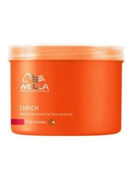 Wella Enrich Wella Masque cheveux fins 500 ml