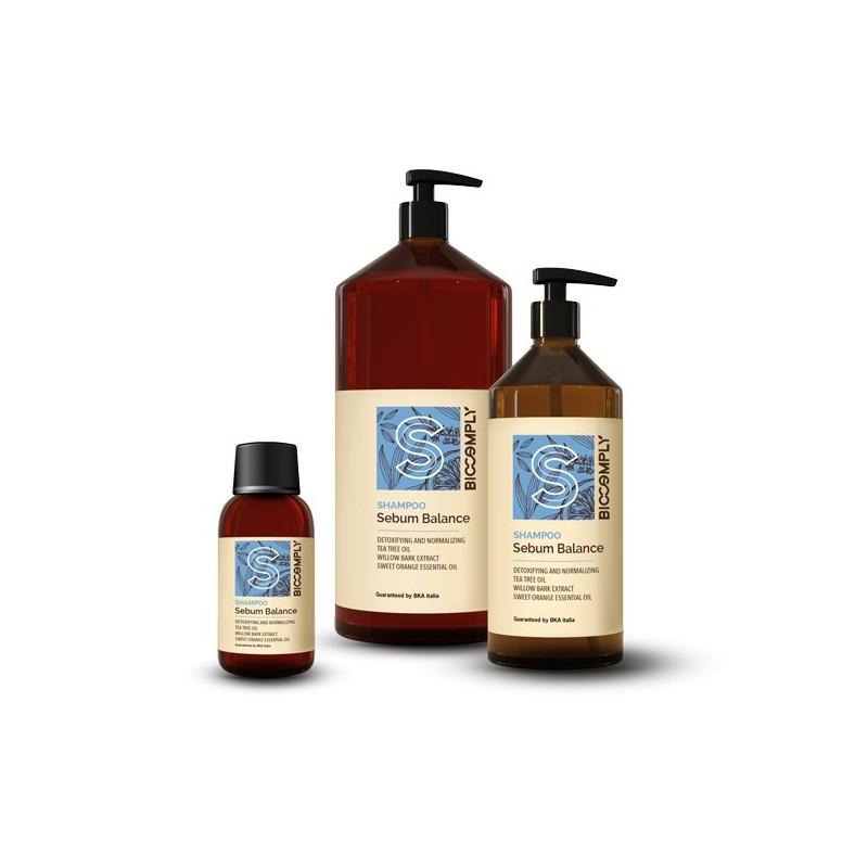 Biocomply Biocomply Shampoo 100 ml SEBUM BALANCE