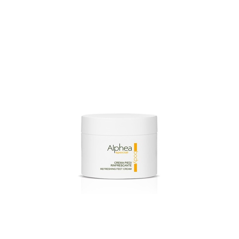 Alphea Crème pour les pieds rafraîchissante 250 ml