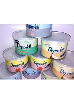 Depiwell Depiwell, cire pour pot corporel 400 ml