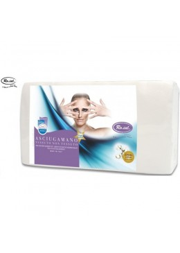 Hair-tech Einweghandtücher TNT Spoon Lace 90 Stk