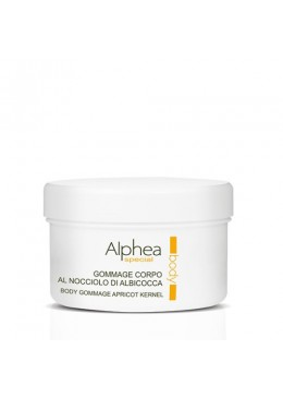 Alphea Gommage corporel au noyau d'abricot 500 ml