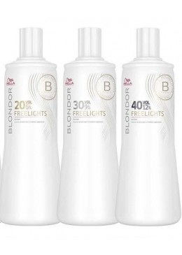 Wella Wella Blondor Freelight Aktivator 1000 ml