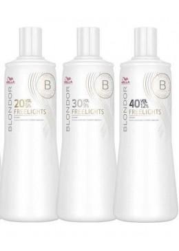 Wella Wella Blondor Freelight Activator 1000 ml