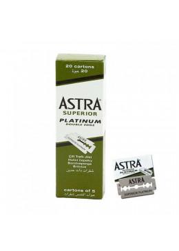 HML Selezione Lames de rasoir Astra Conf.20 x 5