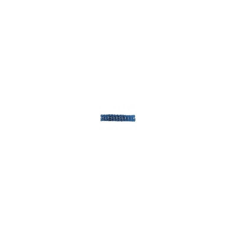 Mareb Mareb : Petit bigoudi filet bleu 10/12 mm