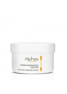 Alphea Crème de massage neutre 500 ml