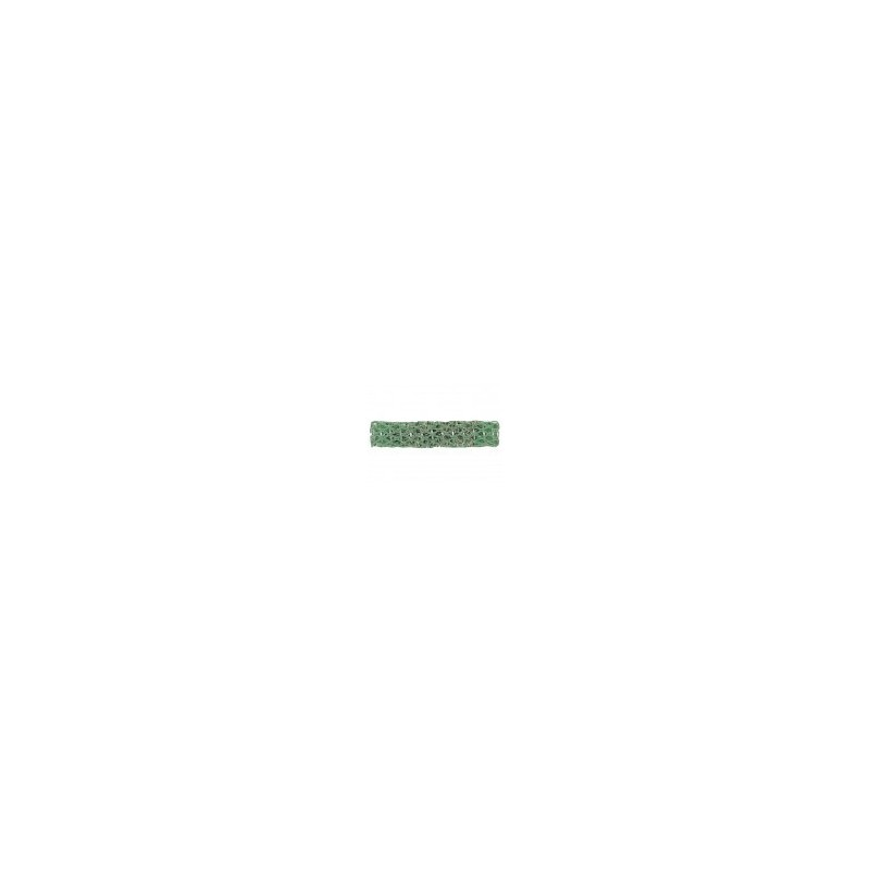 Mareb Mareb: Bigodino rete piccolo verde 13 mm