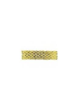 Mareb Mareb: Bigodino rete piccolo giallo 17 mm
