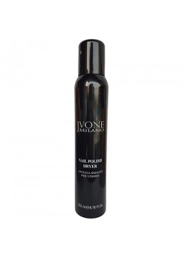 Jvone Milano-Jvone Asciugasmalto Spray per Unghie 200 ml