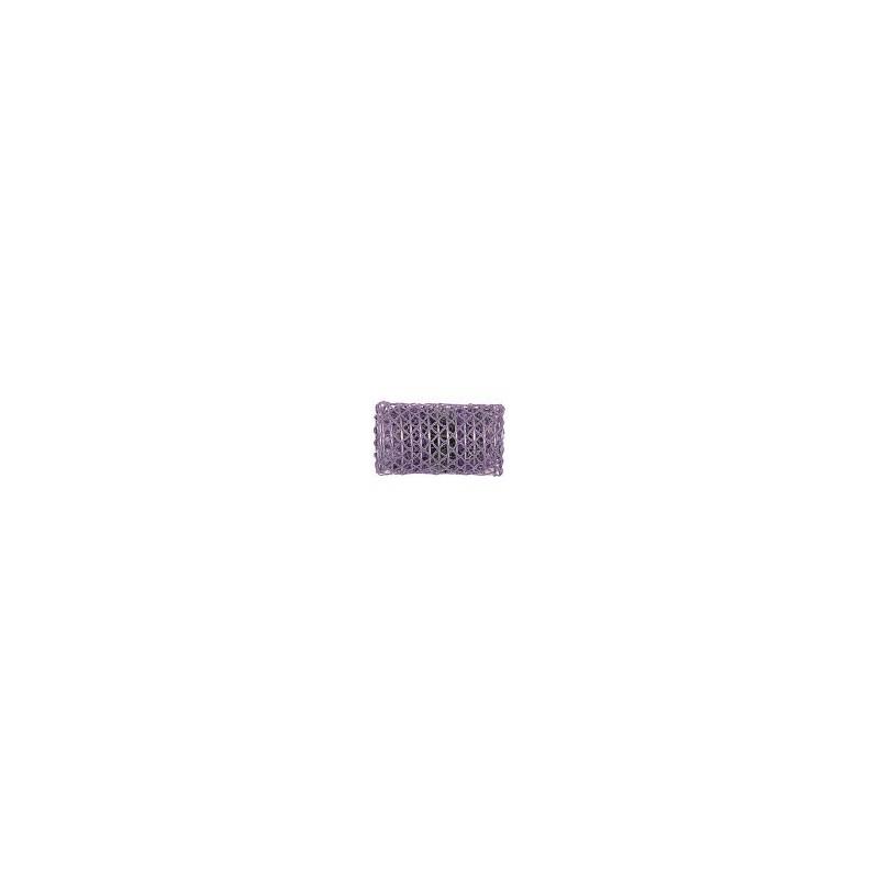 Mareb Mareb: Big lila Netz Lockenwickler 30mm