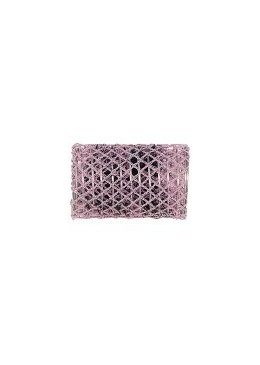 Mareb Mareb: Bigodino rete grande rosa 45 mm