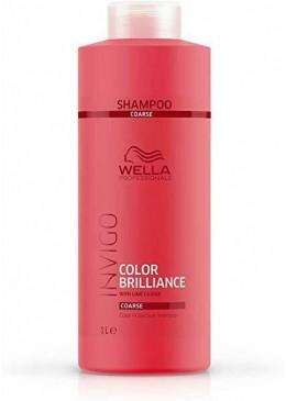 Wella Invigo Color Brilliance Wella Shampoo für dickes Haar