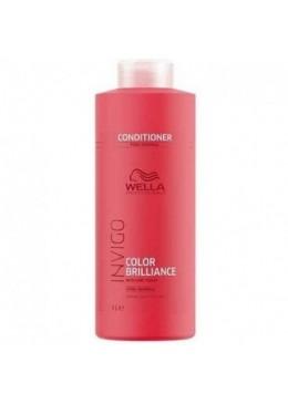 Wella Invigo Color Brilliance Wella Conditioner für feines Haar