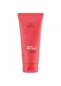 Wella Invigo Color Brilliance Wella Revitalisant Cheveux Épais