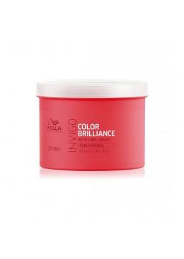 Wella Invigo Color Brilliance Wella Masque Cheveux Fins 500 ml