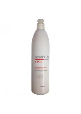 HML Selezione Keratin Liss X-PRE: Shampoo preparatore 500ml